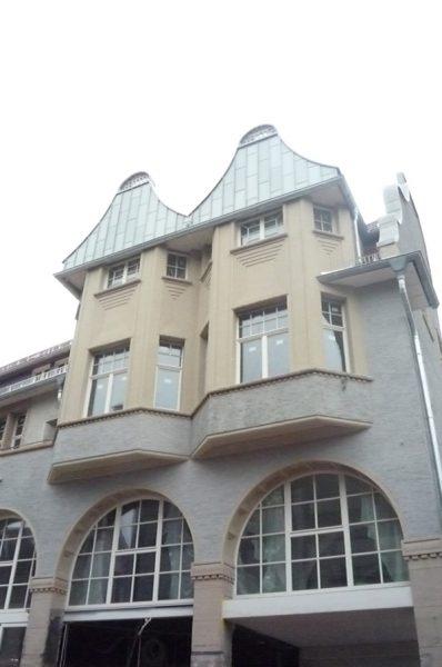 bauquadrat - Endspurt Sanierung im Ehemaligen Kaufhaus Mainzer
