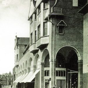 bauquadrat - Ehemaliges Kaufhaus Mainzer – 1907 von Heinrich Metzendorf gebaut