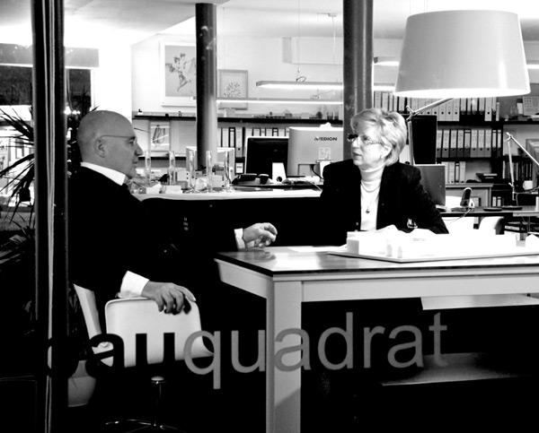 bauquadrat - Erfolge durch Vergabe/- Bewerbungsverfahren fuer oeffentliche Bauvorhaben