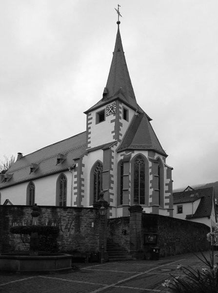 bauquadrat - Barrierefreier Zugang Ev. Kirche Neckarsteinach